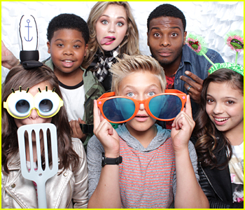 Brec Bassinger & Game Shakers Cast Celebrate Halloween With Nickelodeon