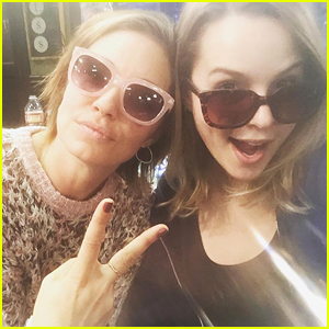 Bridgit Mendler Opens Pre-Orders For Dicks Cottons Sunglasses Line Ahead of New 'Undateable' Tonight