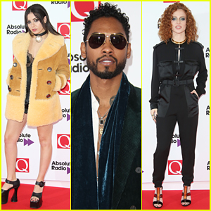 Charli XCX & More Hit The Red Carpet At Q Awards 2015