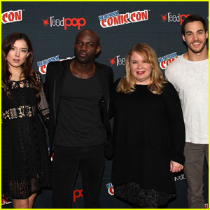 Chris Wood Brings 'Containment' to New York Comic Con 2015