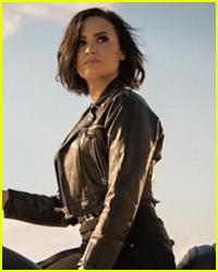 Demi Lovato Drops Behind-The-Scenes 'Confident' Video