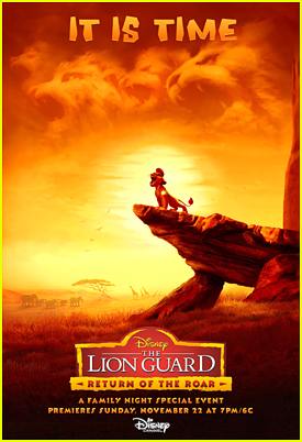 Disney Channel Dates 'The Lion Guard' Movie Premiering in November