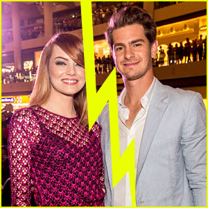 Emma Stone Splits from Andrew Garfield 'For Good'