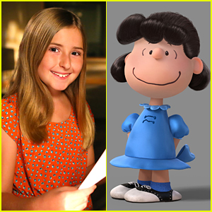 The Peanuts Movie' Hadley Belle Miller Needs Your Help - Vote For Your Fave Hairstyle For The Premiere!