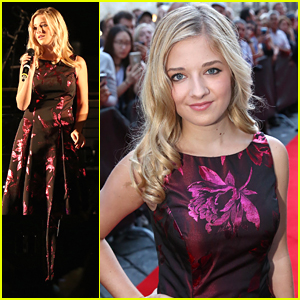 Jackie Evancho Performs Special Song With David Foster At Global Lyme Alliance Gala