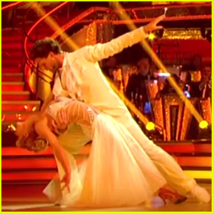 Jay McGuiness Tops Leaderboard On 'Strictly C