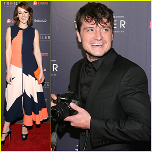 Josh Hutcherson Is 'Proud' Of Jennifer Lawrence's Wage Gap Essay