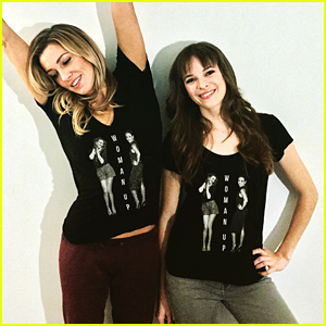Katie Cassidy & Danielle Panabaker Are Empowering Women with This Shirt!