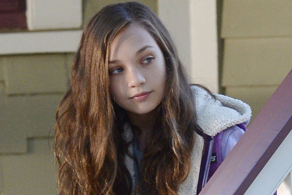 maddie ziegler joins �the book of henry� amp gets to work