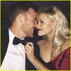 DWTS' Witney Carson Engaged To Boyfriend Carson McAllister