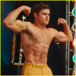 Zac Efron's 'Dirty Grandpa' Trailer Shows His Insane Six Pack - Watch Now!
