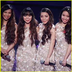 4th Impact Get Fancy For the 'X Factor UK' Finals!
