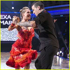 Alexa PenaVega Brings Down Goliath With Argentine Tango on 'DWTS'