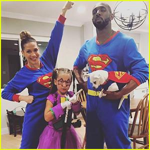 Allison Holker Shows Off Family Halloween Costume