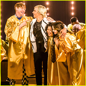 Austin Moon Performs For Graduation on 'Austin & Ally' Tonight!