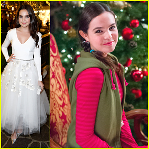 Bailee Madison Brings Christmas Spirit To The Grove For 'Northpole ...