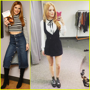 Bella Thorne Introduces Her 'Famous in Love' Character Paige!