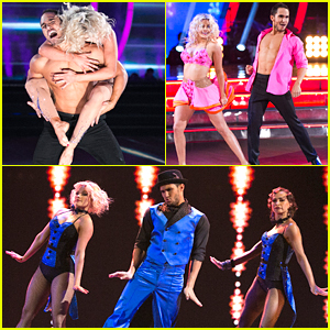 Carlos PenaVega Says The Charleston Was His Favorite Of the DWTS Season