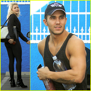 Carlos PenaVega Says He's 'Blessed Beyond Belief'