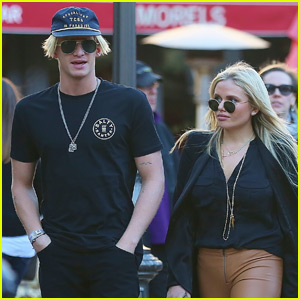 Cody Simpson Goes Shopping at The Grove With Sister Alli!