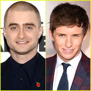 Daniel Radcliffe Explains Why He's Jealous of Eddie Redmayne