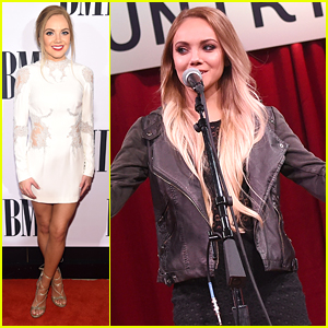 Danielle Bradbery Sings With Hunter Hayes After BMI Awards In Nashville