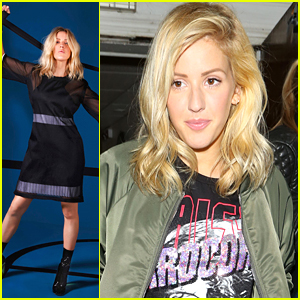 Ellie Goulding Is Into Boxing Now & Has A 'Good Left Jab', So Watch Out