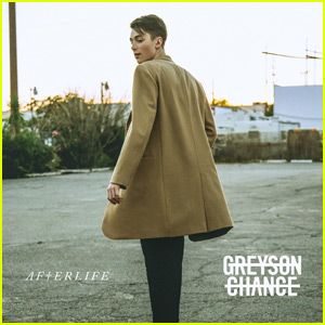 Greyson Chance Debuts Acoustic Version of 'Afterlife' - Watch Now! (Exclusive)