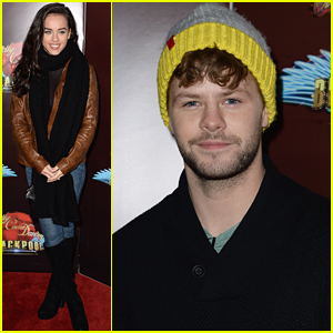 Jay McGuiness & Georgia May Foote Hit 'Strictly Come Dancing' Photo Call in Blackpool