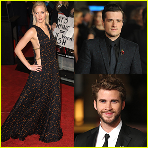 Jennifer Lawrence Wows Once Again At 'Mockingjay Part 2' Premiere in London