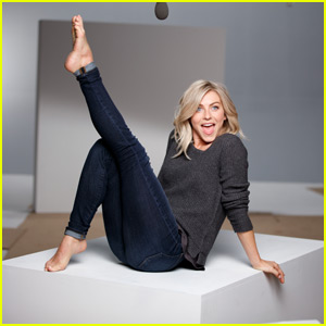 Julianne Hough Shoots New Proactiv Campaign - See Behind-the-Scenes Photos!