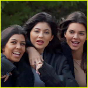 Kendall & Kylie Jenner Make a Birthday Video for Mom!
