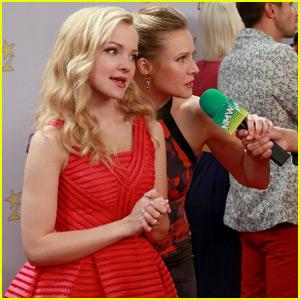 Get a Sneak Peek at Kristen Bell on 'Liv & Maddie'!