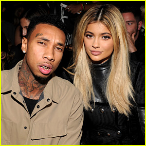Kylie Jenner Shoots Down Tyga Break