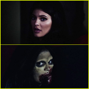 Kylie Jenner Stars in Tyga's Halloween-Themed 'Dope'd Up' Video - Watch Now!