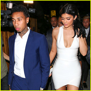 Kylie Jenner & Tyga Spotted Together After Reported Break Up