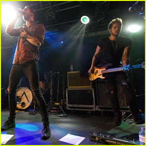 Lawson Wrap Up Mini Tour In Edinburgh - See The Pics!