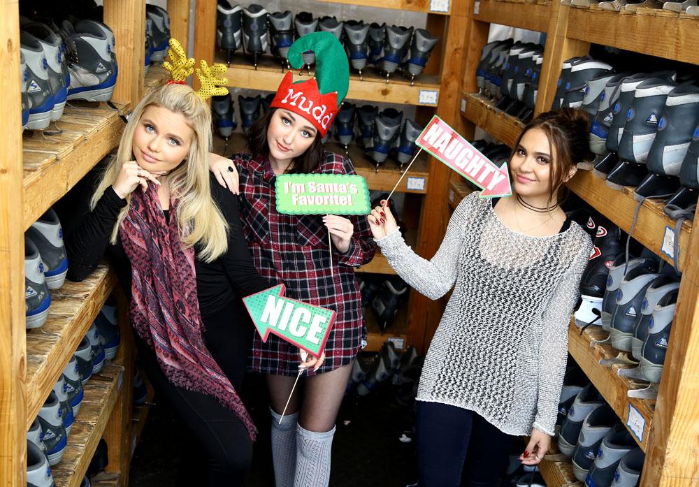 Alli Simpson, Noah Cyrus & Stella Hudgens Kick Off The ...