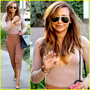 Naya Rivera Returns To Lighter Locks After Baby Josey's Arrival