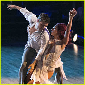 Nick Carter & Sharna Burgess's Contemporary Definitely Was Perfect - See The Pics!