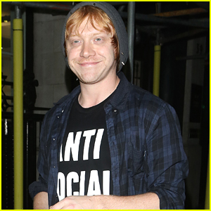 Rupert Grint Gets Put Pilot At NBC - Get The Details!