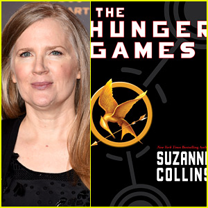'Hunger Games' Author Suzanne Collins Says Goodbye to the Series