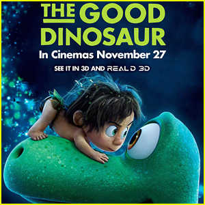 Arlo Gets A Dangerous 'Job' In New 'Good Dinosaur' Clip