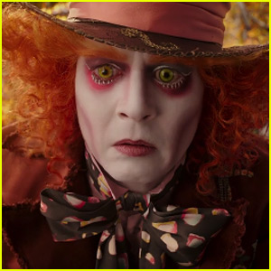 Mia Wasikowska is Back for 'Alice Through the Looking Glass' - First Trailer!