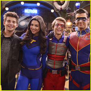 JJJ Exclusive: Nickelodeon's 'Henry Danger' Is Crossing Over With 'The Thundermans'!