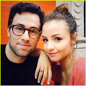 Young & Hungry's Aimee Carrero Engaged to Tim Rock!