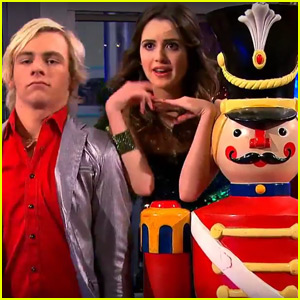 Watch Austin & Ally Sing Their 'Perfect Christmas Song'!