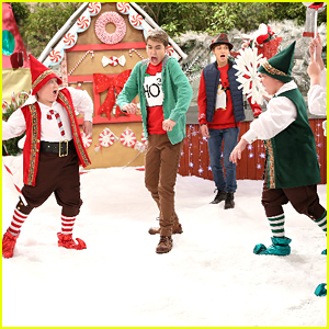 Barry Causes An Elf War On 'Best Friends Whenever' Tonight!
