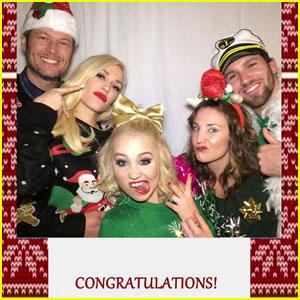 RaeLynn Celebrates Her Engagement With Blake Shelton & Gwen Stefani!