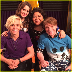 Calum Worthy & Raini Rodriguez Celebrate Four Years Of 'Austin & Ally' On Twitter